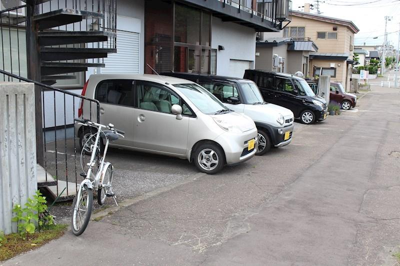 コーポK(清見町) 駐車場