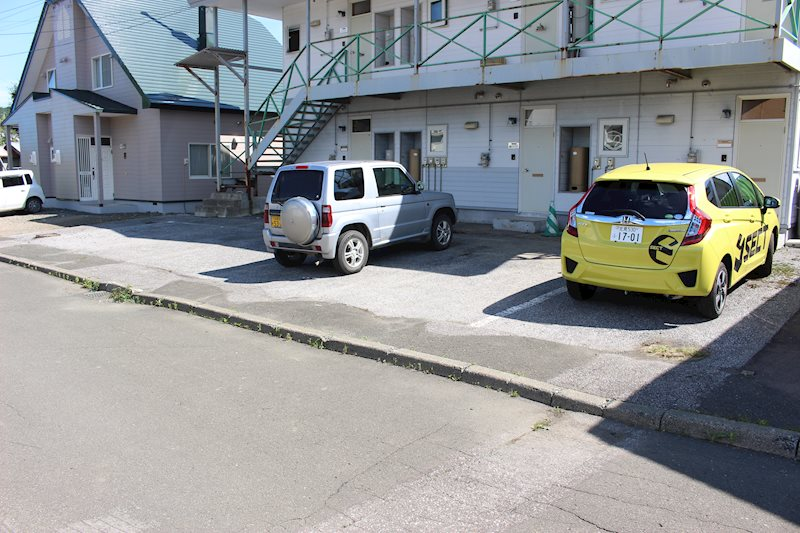 サンコート元町 駐車場