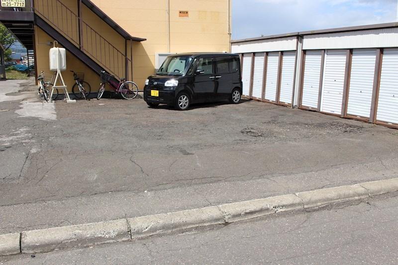 第3光洋ハイツ 駐車場