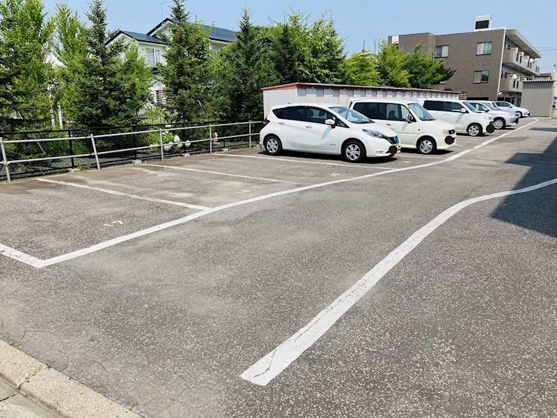 コーポタケナカ 駐車場