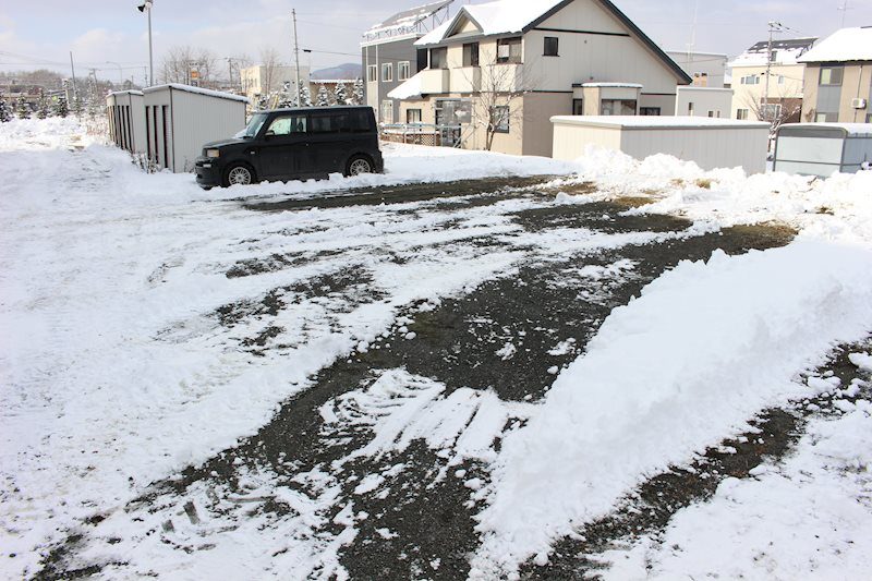 サザンクロス 駐車場