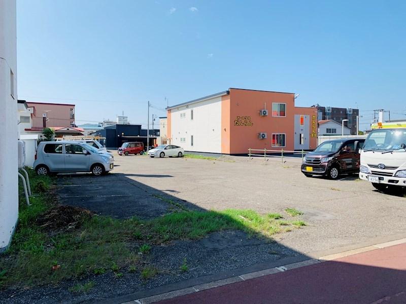 常盤町3丁目617-5駐車場 外観