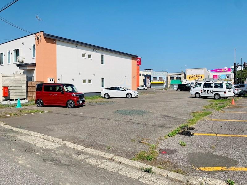 常盤町3丁目617-5駐車場 駐車場