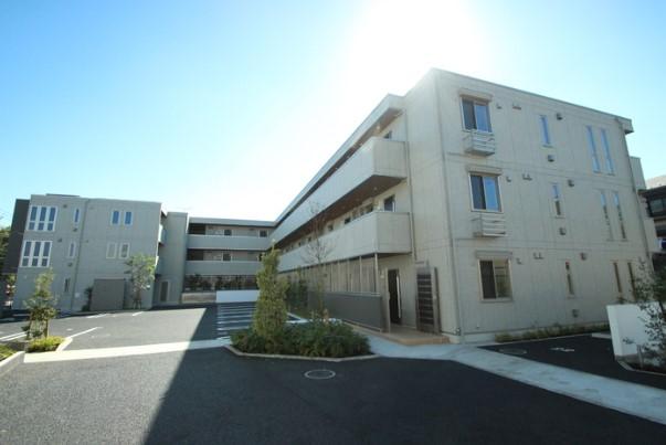 CRESCENTE経堂 壱番館 313号室 外観