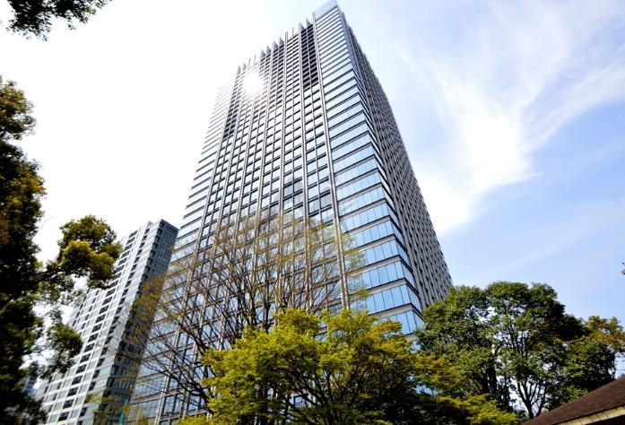 ラ・トゥール新宿ガーデン 外観写真