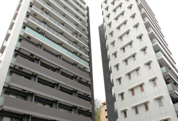 パークアクシス渋谷桜丘サウス 外観