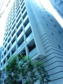 パークハビオ渋谷 外観