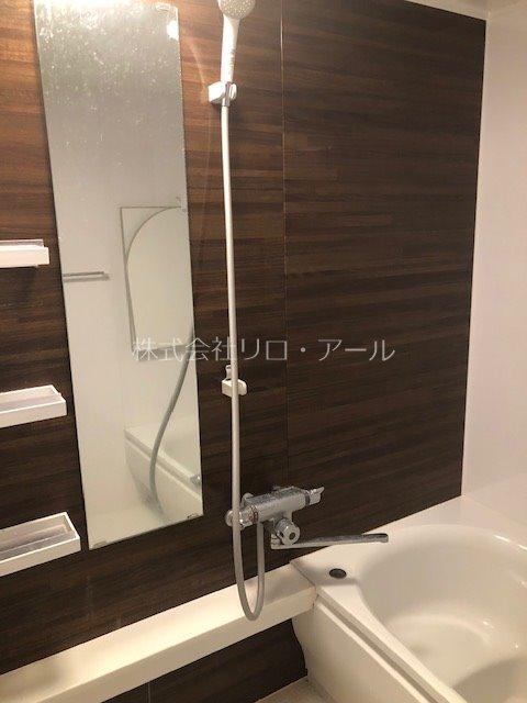 広尾ガーデンヒルズH棟 風呂画像