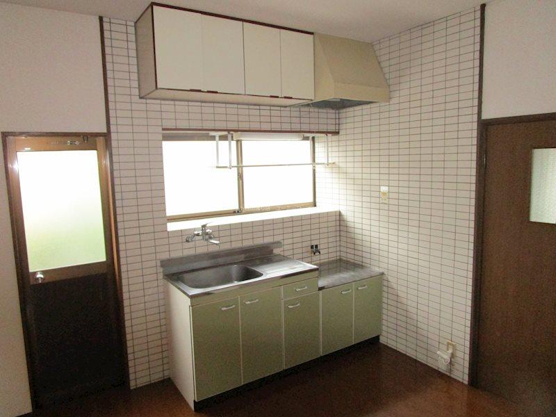 田中貸家B キッチン