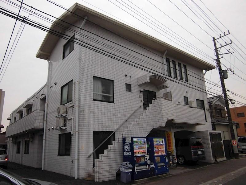 サントリニ宇田川 203号室 外観