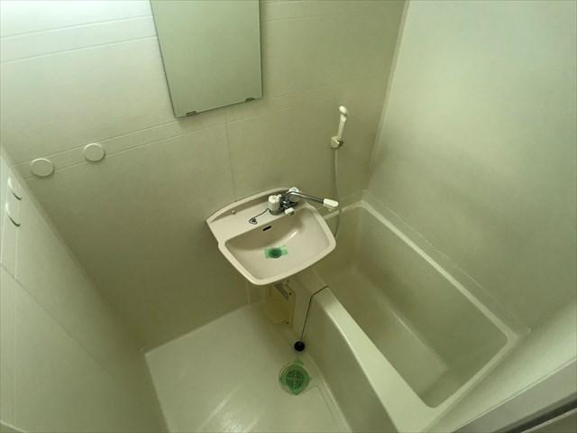 コーポきはらⅡ 風呂画像
