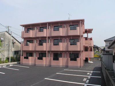 サンシャインA3 303号室 外観
