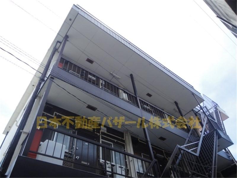 平田マンション 203号室 外観