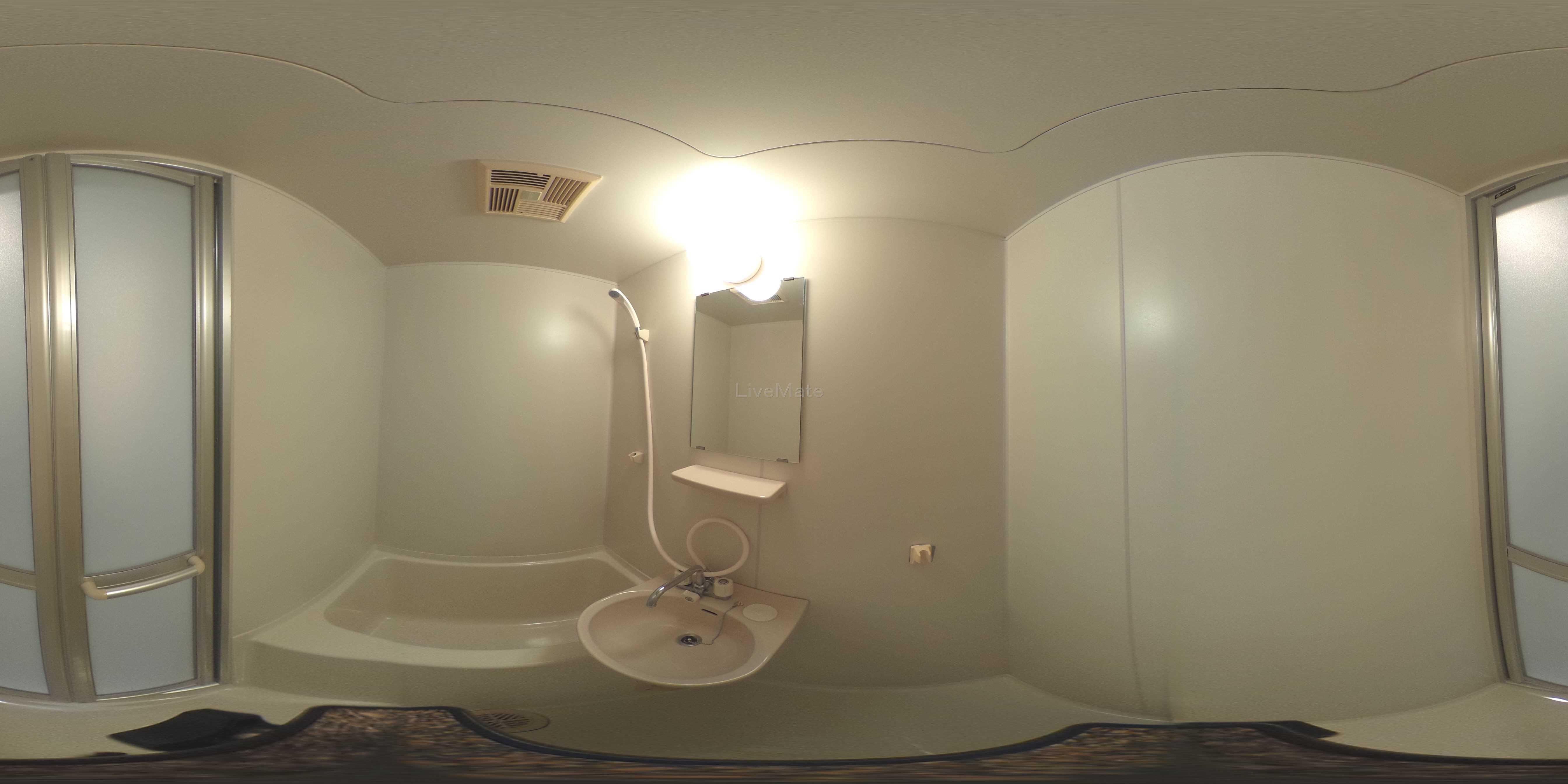 カーサ滝の茶屋  洗面所