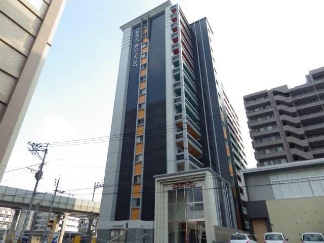 ORIENT BLD No.87 マリア-ジュステーション 517B号室 外観