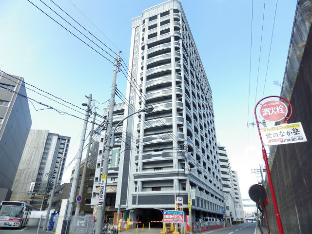 №40プロジェクト2100 博多駅前 1101号室 外観