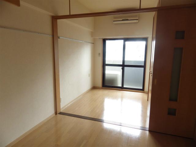 №40プロジェクト2100 博多駅前 ベッドルーム