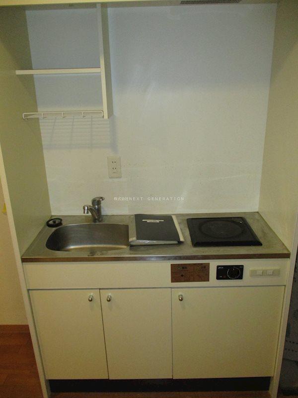 リアンジェ難波 キッチン