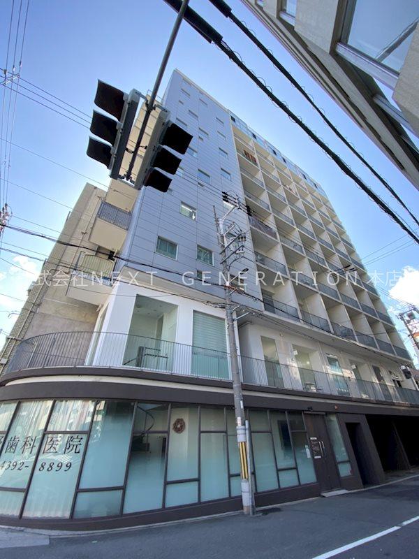 是空NAMBA NISHI 703号室 外観