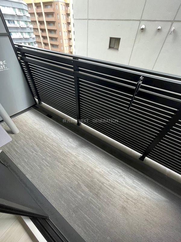 S-RESIDENCE南堀江 ベランダ