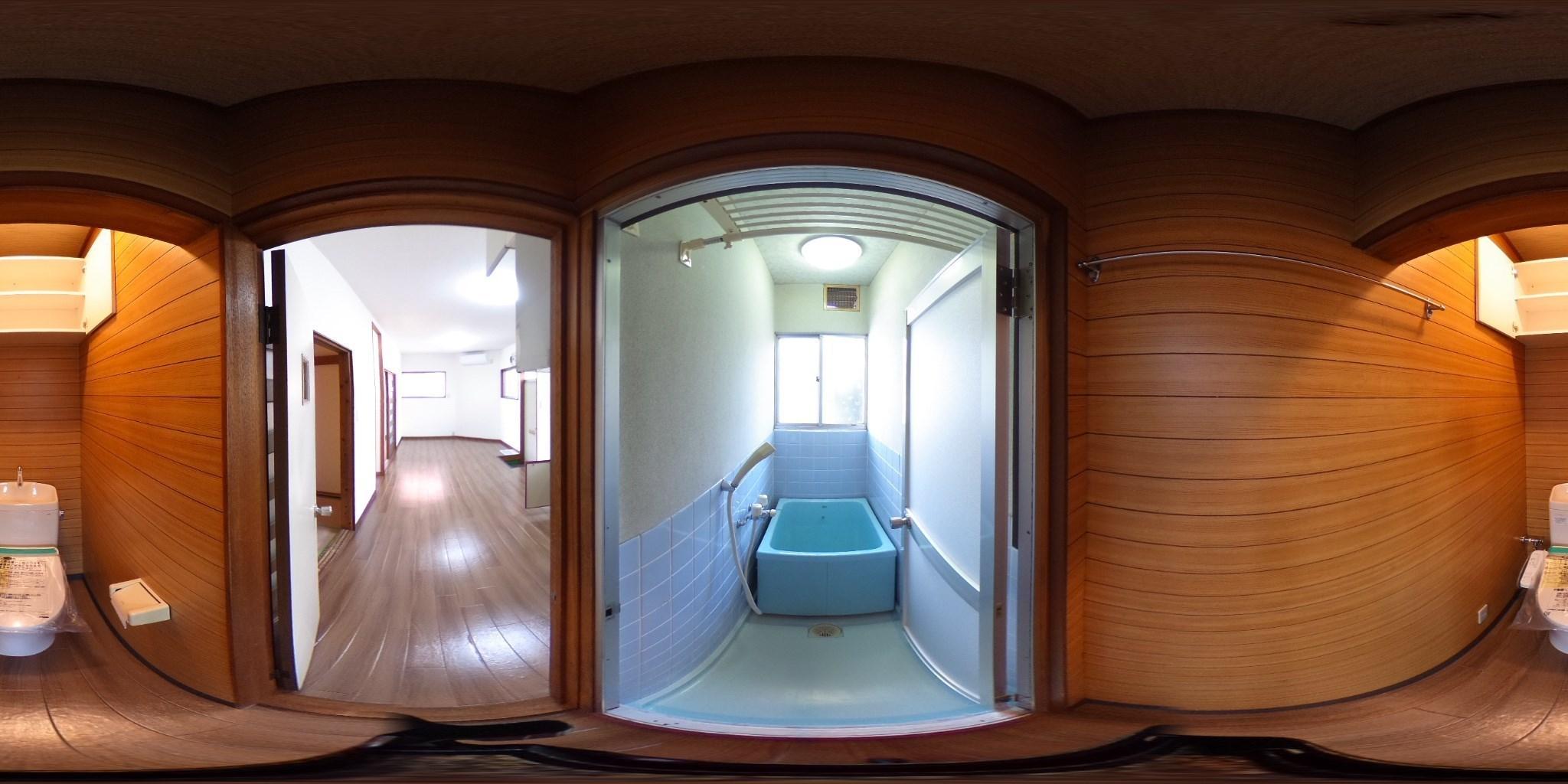 月岡荘 風呂画像