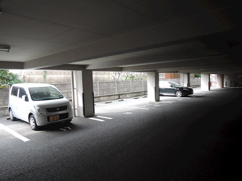 アメックス姪浜駐車場 その他外観1
