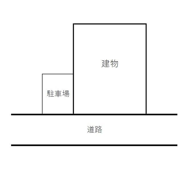 アルファーレ姪浜駅南駐車場 間取り図