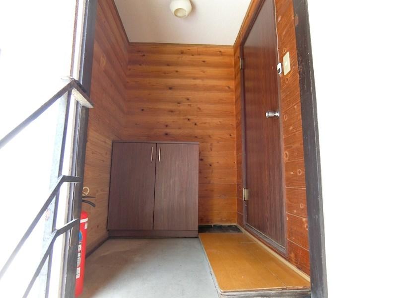 八木アパート(作業員の方歓迎)  玄関
