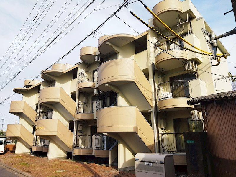アパートメントオムニ 202号室 外観