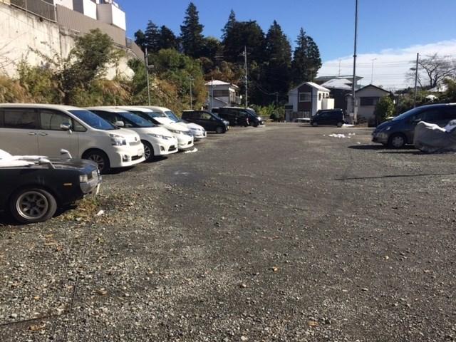 図師町クリーンパーク(軽・小型車限定区画) 外観