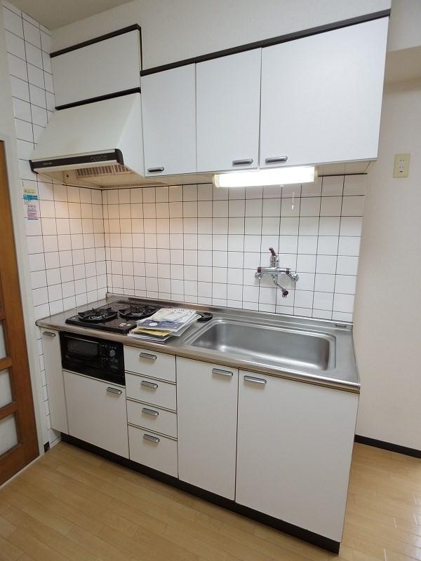アルカディア石神井台 キッチン