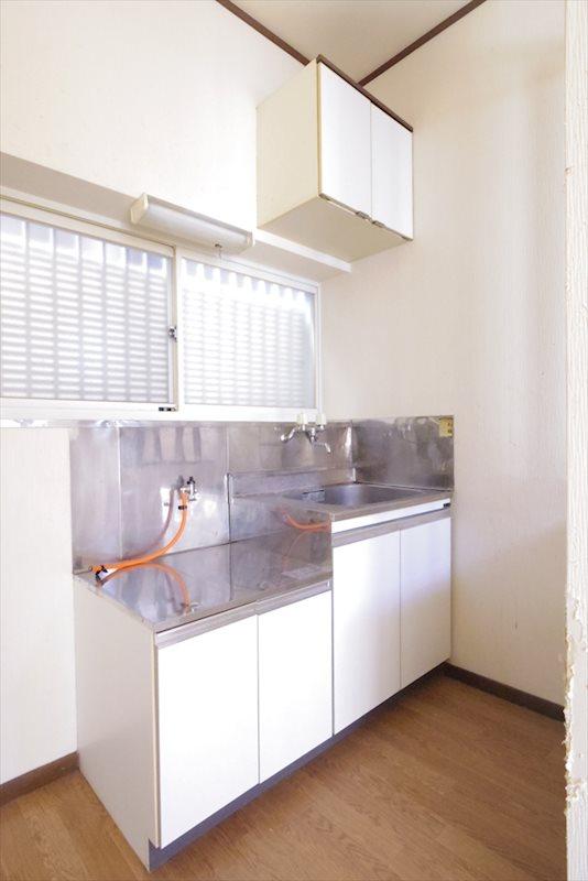 栗原3丁目共同住宅 キッチン