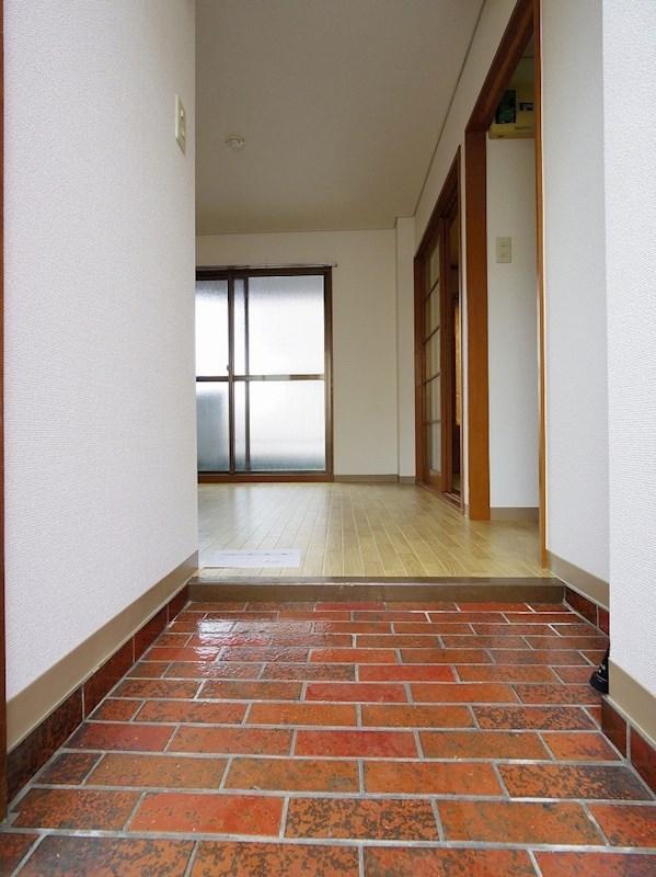 ブリックコーポ 玄関