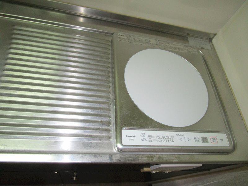 ライジングサンPartⅡ キッチン