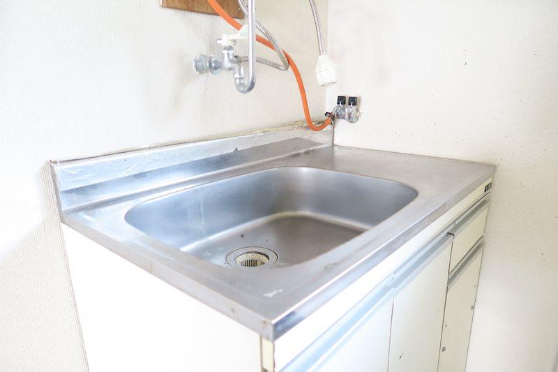 ロイヤルグローブ 1F事務所 キッチン
