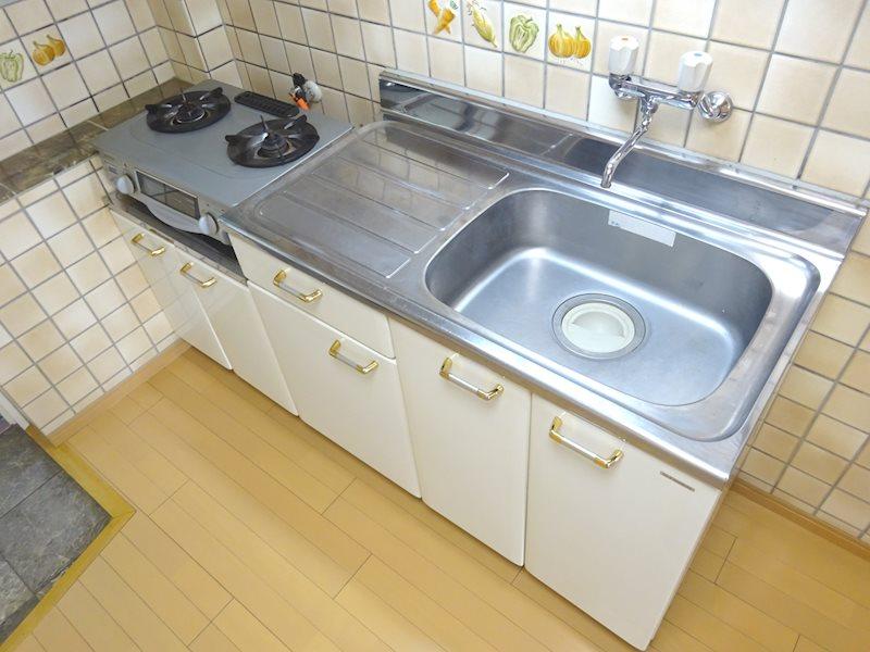 レジデンス西川口 キッチン
