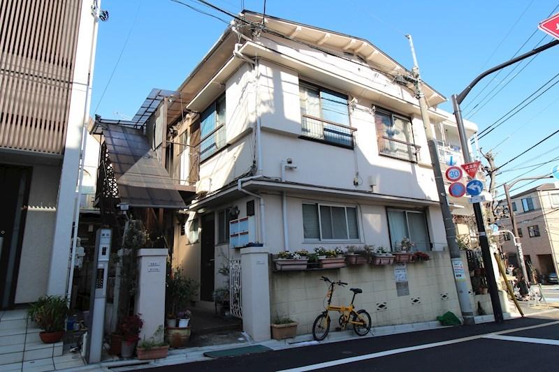 福島アパート 103号室 外観