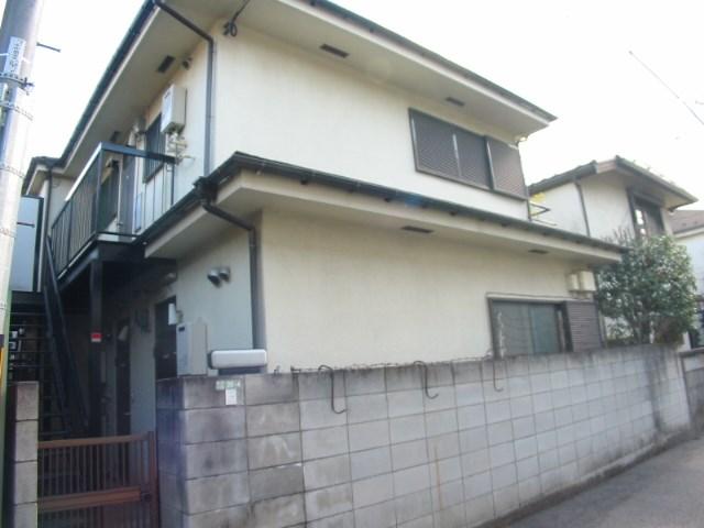 太田アパート 101号室 外観