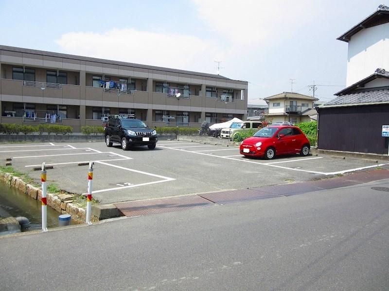 西阿知町西原小野駐車場 外観写真