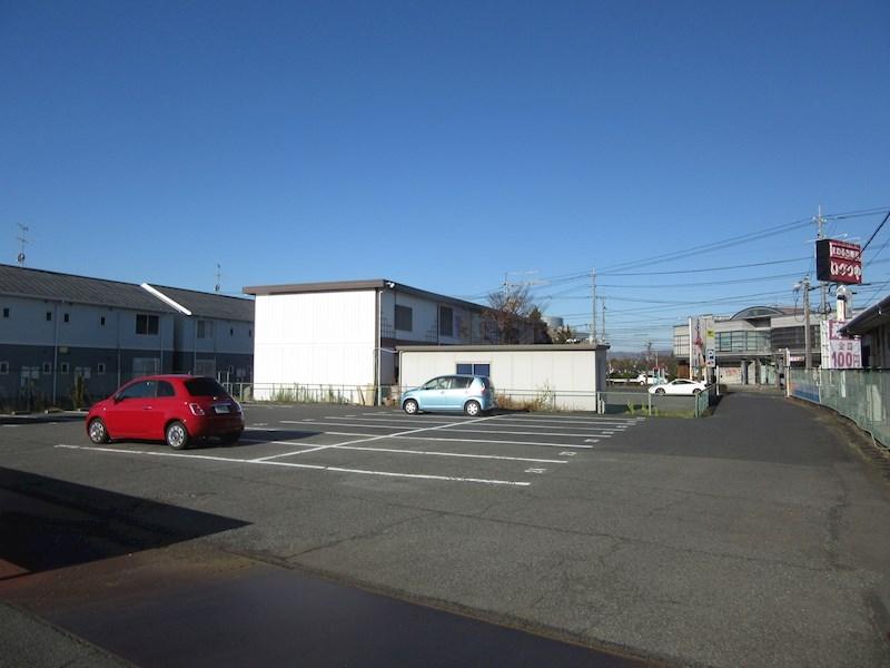 吉岡月極駐車場 外観写真