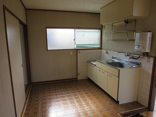下瀬アパート キッチン