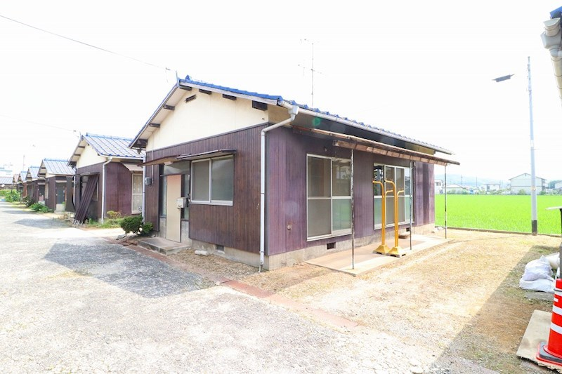 安田住宅 東 外観