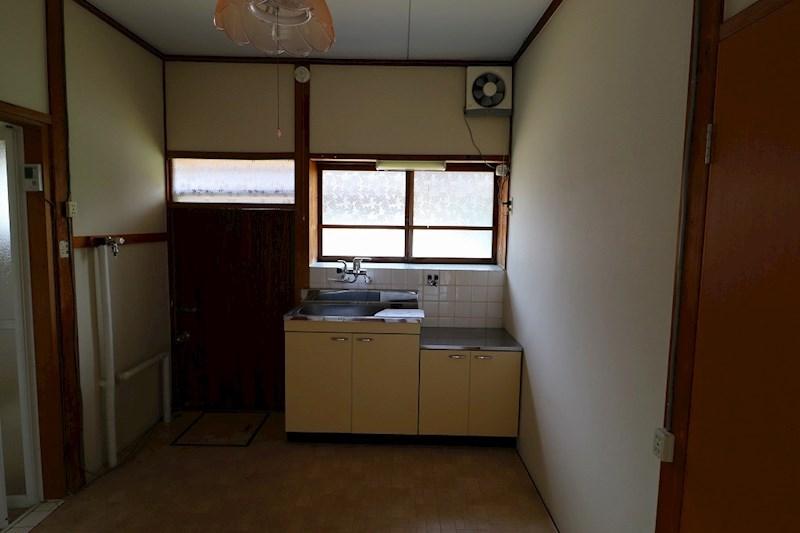 安田住宅 東 キッチン