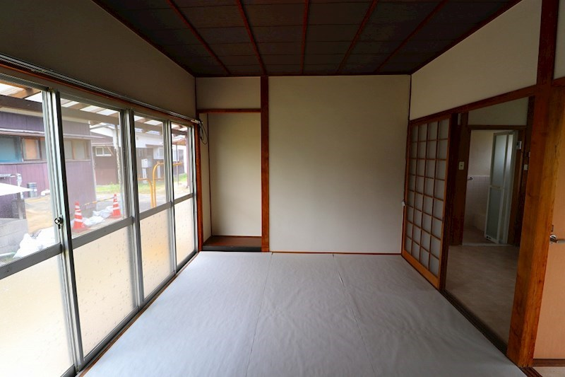 安田住宅 東 ベッドルーム