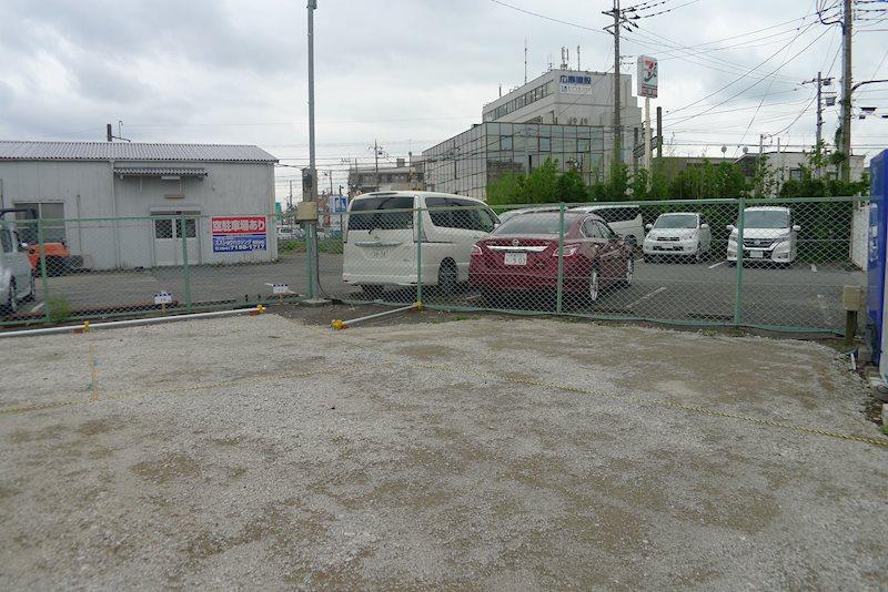 第1豊四季駐車場 外観写真