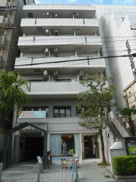 ライオンズマンション京都三条 外観