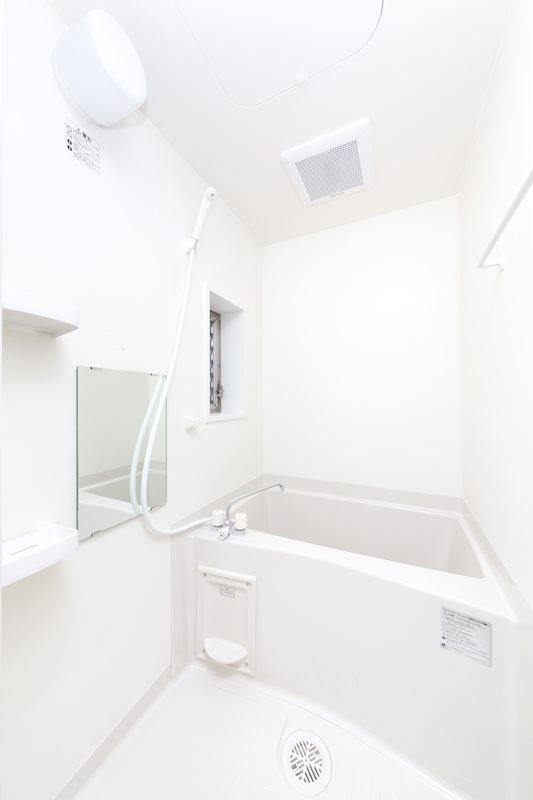 フェイバル二条 風呂画像