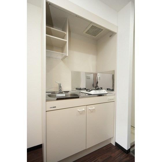 ヴァイタルハウス・アネックス キッチン