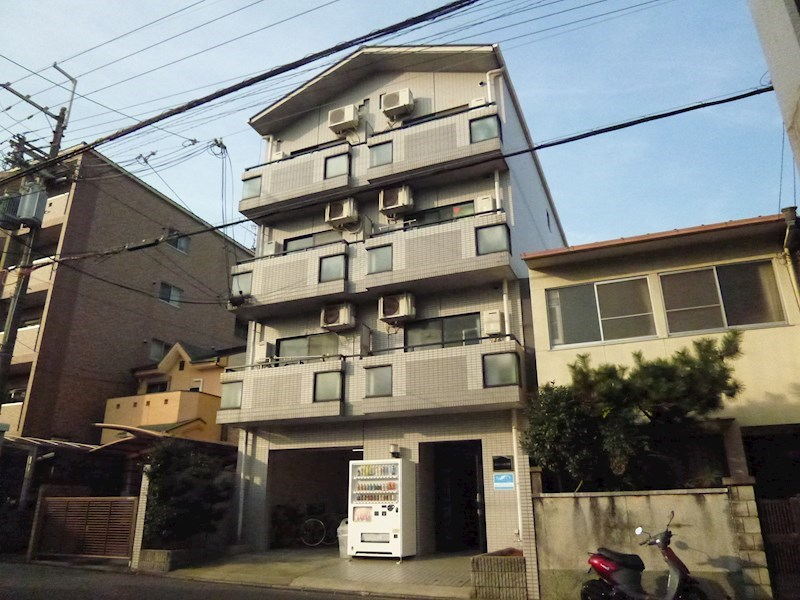シティコーポ円町 外観写真