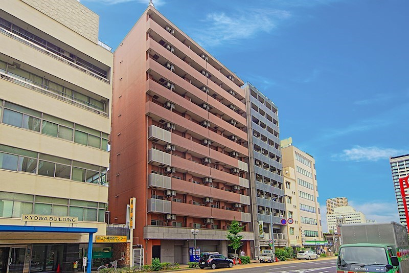 クオーレ神戸元町 外観写真